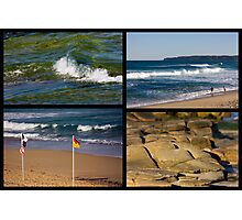 Seaside Snippets - Beachcomber Series Photographic Print