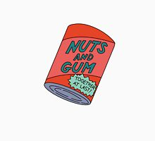 Nuts and Gum Unisex T-Shirt