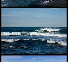 Down By The Sea - Beachcomber Series by reflector
