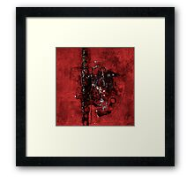 Passion Play, A Scourging I Framed Print