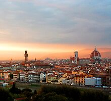 Lost in Florence by Baha Mosa
