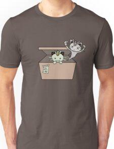 SCHRÖDINGER'S CAT IS...MEOWTH Unisex T-Shirt