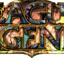 League of Legends Sticker