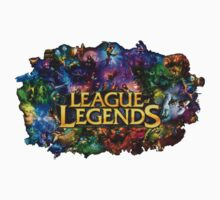 League of Legends Kids Clothes