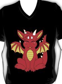 Cute Chibi Red Dragon T-Shirt