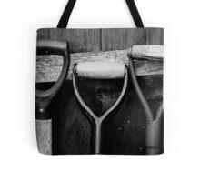The Shovel, Spade & Fork Tote Bag