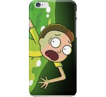 Rick and morty (waiting season 3) #3 iPhone Case/Skin