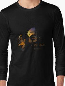 Tibetan Sunset Dalai Lama  Long Sleeve T-Shirt