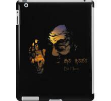 Tibetan Sunset Dalai Lama  iPad Case/Skin