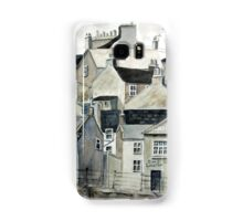 The Sea Front, Staithes Samsung Galaxy Case/Skin