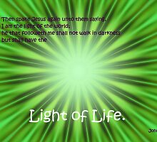 The Light of Life by aprilann