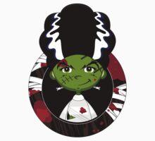 Bride of Frankenstein Kids Clothes