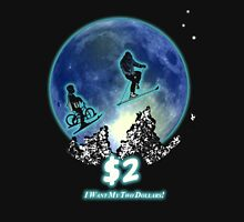 Two Dollars! Unisex T-Shirt