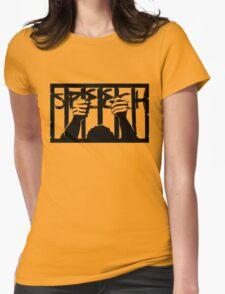 free speech Womens Fitted T-Shirt