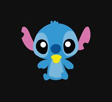 Baby Stitch Womens Fitted T-Shirt