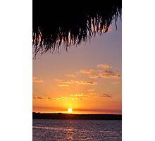 Key largo sunset 1 Photographic Print