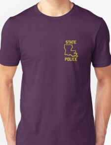 True Detective - Louisiana State Police T-Shirt
