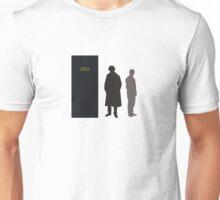 Sherlock Holmes and Dr. Watson Unisex T-Shirt