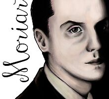 Moriarty by LiseRichardson