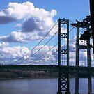THE TACOMA NARROWS BRIDGE  by MsLiz