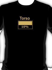 Fallout Hit Percentage Shirt - Amber T-Shirt