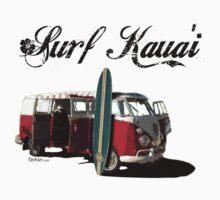 Surf Kaua'i Kids Clothes