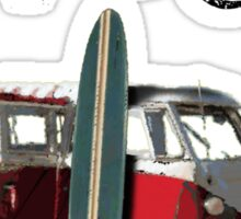 Surf Kaua'i Sticker