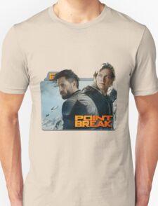 utah and bodhi point break 2015 T-Shirt