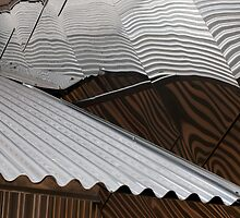 Corrugations by John Gaffen