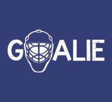Ice Hockey Goalie by shakeoutfitters