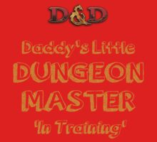 Daddy's Little Dungeon Master 'In Training' by Marjuned