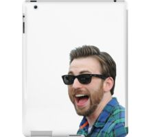 Chris Baevans Laughing iPad Case/Skin