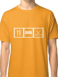 Eat, Sleep, Ice Hockey Classic T-Shirt