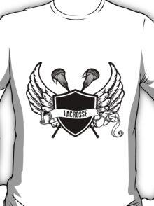 Lacrosse Wings T-Shirt