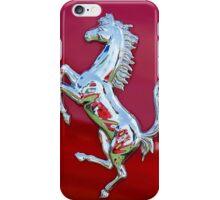 Ferrari iPhone iPhone Case/Skin