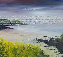 Desiderata by Conor Murphy
