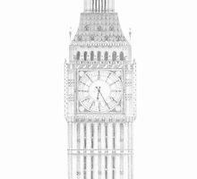 Big Ben by Sarah Gage
