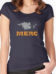 Mercenary Women's Fitted Scoop T-Shirt