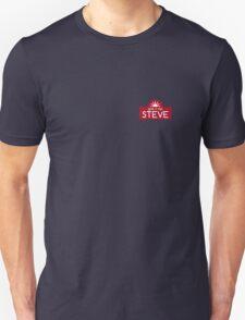 Steve Nametag T-Shirt