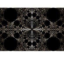 Metallic Web Photographic Print