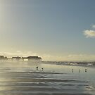 January, Blackpool by Nicholas Coates