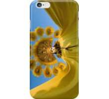 Venetian Carnival: Soldier of the sun iPhone Case/Skin