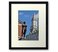 Boston 1 Framed Print