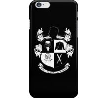 Armitage Army CoA -black background-  iPhone Case/Skin