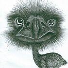Emu by Richie Montgomery
