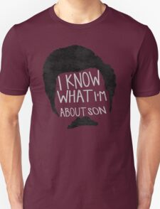 I know what im about son Unisex T-Shirt