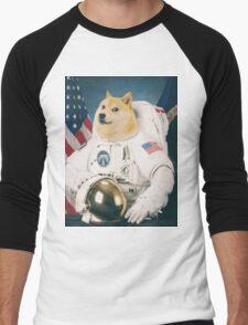 Dogenaut Men's Baseball ¾ T-Shirt
