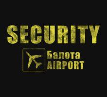 Balota Airport Security by Awock