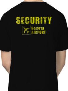 Balota Airport Security Classic T-Shirt