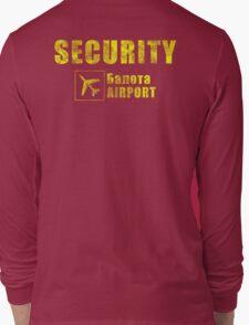 Balota Airport Security Long Sleeve T-Shirt